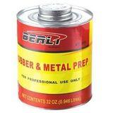 Rubber & metal prep