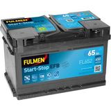 Start-Stop EFB FL652 65 Ah - 650 A