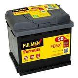 FORMULA FB500 50 Ah - 450 A