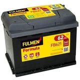 FORMULA FB621 62Ah - 540 A