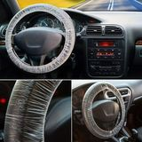 Elastická ochrana volantu