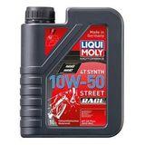 LIQUI MOLY Motorbike 4t Synth 10w-50 Street Race