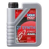 LIQUI MOLY Motorbike 2t Synth Scooter Street Race