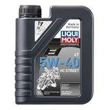 LIQUI MOLY Motorbike 4t Synth 5w-40 Street Race