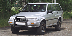 Musso (FJ) 1995 - 2003