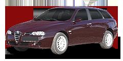 156 Sportwagon (932/Facelift) 2000 - 2006