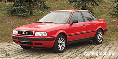 80 (B4) 1991 - 1995
