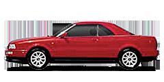 80 Cabriolet (89) 1990 - 2000