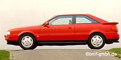 80 Coupé (89Q) 1988 - 1995