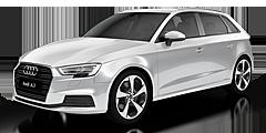 A3 Sportback (8V/Facelift) 2016