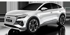 Q4 Sportback e-tron (FZ) 2021