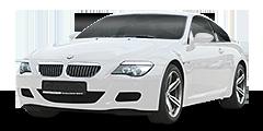 M6 coupe (M560, M5/M6) 2005 - 2010
