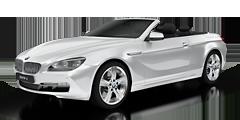 6 Series Convertible (6C (F12)) 2010 - 2015