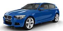 Serie 1 (1K2 (F21)) 2012 - 2015