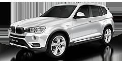 X3 (X3, X-N1 (F25)/Facelift) 2014 - 2017