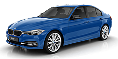3 Series Sedan (3L (F30)/Facelift) 2015 - 2019