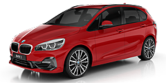 2 Series Active Tourer (UKL-L (F45, F2AT)/Facelift) 2018