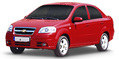 Chevrolet Aveo (KLAS) 2006 - 2011 1.4