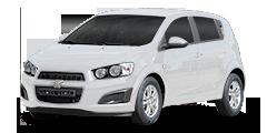 Chevrolet Aveo (KL1T) 2011 - 1.6