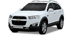 Chevrolet Captiva (KLAC/Facelift) 2011 - 2015 2.4 AWD