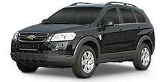 Chevrolet Captiva (KLAC) 2006 - 2011 2.5 AWD