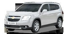 Chevrolet Orlando (KL1Y, CHIO) 2010 - LT 2.0 MT