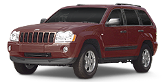 Jeep Grand Cherokee (WH) 2005 - 2010 SRT8