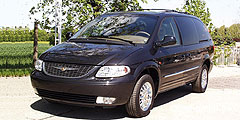 Grand Voyager (RG) 2001 - 2004