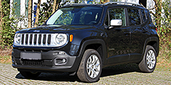 Jeep Renegade (BU) 2014 - 2018 1.6 D 2WD