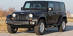 Wrangler (JK) 2007 - 2011