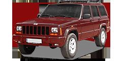 Jeep Cherokee (WK) 1984 - 2001 4.0