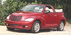 PT Cruiser Convertible (PT) 2004 - 2006