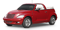 Chrysler PT Cruiser Cabrio (PT) 2004 - 2006 GT 2.4 T
