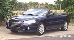 Sebring Cabriolé (JR/Facelift) 2001 - 2003