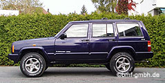 Jeep Cherokee (WK) 1993 - 1996 Grand  5.2