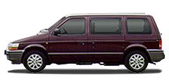Chrysler Voyager (ES) 1991 - 1995 Grand  3.3i LE