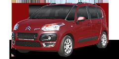 Citroën C3 Picasso (SH) 2008 - 2013 1.4 (Benzin/Flüssiggas)