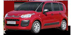 Citroën C3 Picasso (SH/Facelift) 2013 - 2017 1.4 (Benzin/Flüssiggas)