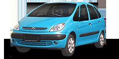 Citroën Xsara Picasso (C) 1999 - 2005 1.6