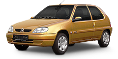 Citroën Saxo (S*...,S0...,S1..../Facelift) 1996 - 2004 1.5 HDi