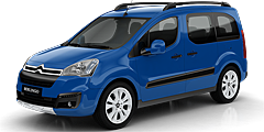 Berlingo (7*.../Facelift) 2015 - 2018