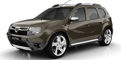 Dacia Duster (SD) 2010 - 2013 1.6