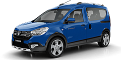 Dokker Stepway II (SD/Facelift) 2017