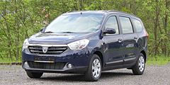 Dacia Lodgy (SD) 2011 - 2017 1.6i
