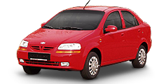 Chevrolet Kalos (KLAS) 2002 - 2011 1.2 Stufenheck