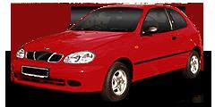 Chevrolet Lanos (KLAT, SUPT) 1998 - 2004 1.5 L Schrägheck