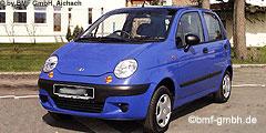Matiz (KLYA, SUPA/Facelift) 2000 - 2005