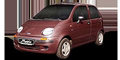 Matiz (KLYA, SUPA) 1998 - 2000