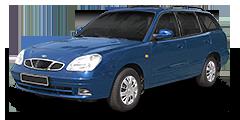 Daewoo Nubira Wagon (KLAJ (SUPJ/UU6J)/Facelift) 1997 - 2004 II 1.6 (Facelift)