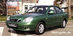 Daewoo Nubira (KLAJ (SUPJ/UU6J)/Facelift) 1997 - 2003 II 1.6